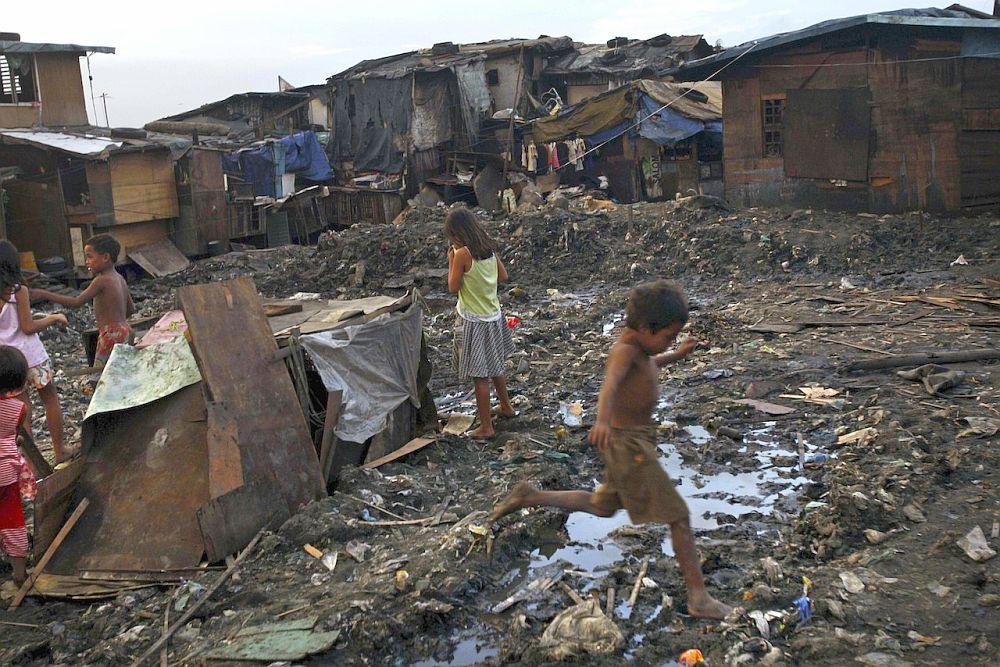 Human development in Mindanao's uplands and Tondo's slums