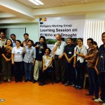 A light-hearted moment with the group after the PWG Learning Session in Cagayan de Oro.