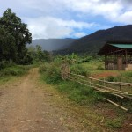 Landscape in Bendum, province of Bukidnon. Photo credits: P. Sendin