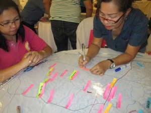 Strengthening DRR Capacity and Management